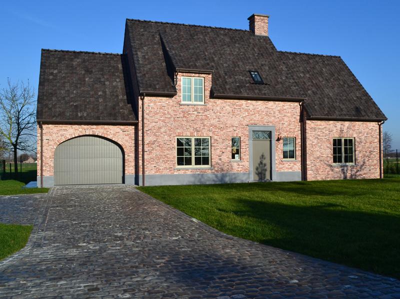 Luxe Nieuwbouw Villa DeJaeger bouwwerken